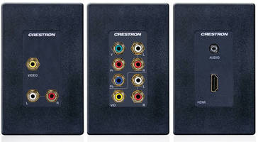creston black singles Crestron connectivity solutions  teachers or professors can begin a presentation with one touch of a touch screen or by simply plugging a single cable into their.