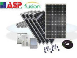 Solar Generators are offered in complete kits.