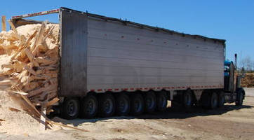 Self-Unloading Trailer suits high wear and impact jobs.