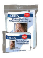 Kits help stop spread of influenza.