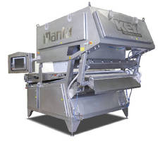 Mid-Volume Sorter handles up to 15 metric tons/hr.