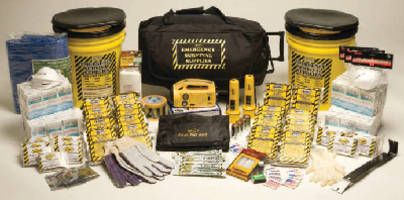 Emergency Preparedness Kits provide basic survival supplies.