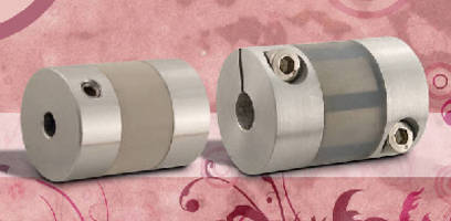 Silicone Insert Couplings have zero backlash design.