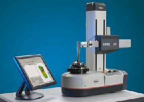 Cylindricity Measurement System features automated probe.
