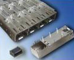 SFP/MSA Connector comes in single and quad versions.
