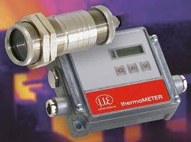 IR Ratio Pyrometer suits high-temperature applications.