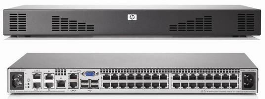 IP Console Switches offer Virtual Media and CAC support.