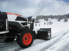 Front Mounted Snowblowers Fit Bobcat Tractors