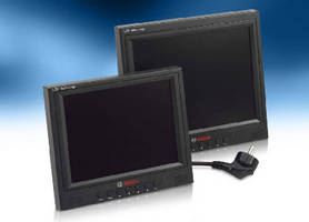 Flat Panel Monitors feature flicker-free display.