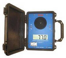 Portable Calibration Black Body has NIST traceable design.