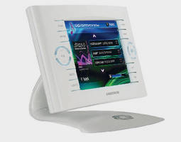 Wireless Touch Panel features non-locking design.