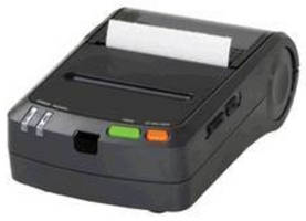 Mobile Direct Thermal Printer uses wireless communications.