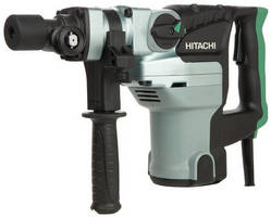 Rotary Hammer balances power and ergonomics.
