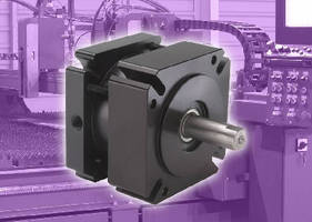 Spring-Engaged Brakes mount to servomotors up to 20 hp.