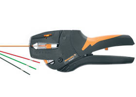 Wire Stripping Tools work with flexible and solid conductors.