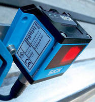 Distance Measuring Position Sensor is used with overhead vehicles.