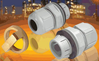 Cable Gland is designed for quick, simple installation.