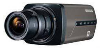 HD Network Cameras employ 1/3 in. CMOS imager.