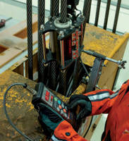Wire Rope Tester utilizes non-destructive testing methods.