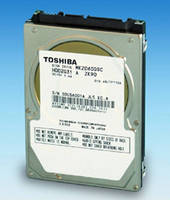 Automotive-Grade Hard Disk Drives features up to 200 GB capacity.