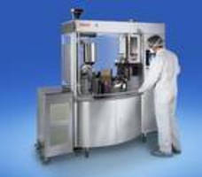 Capsule Filling Machine features integrated checkweigher.
