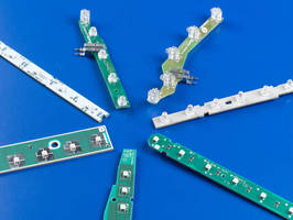 LED Printed Circuit Assemblies support low and high power applications.