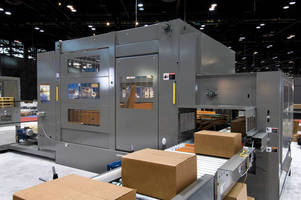 Entry-Level Palletizers offer several degrees of automation.