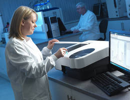 Double Beam UV-Vis Spectrophotometers suit various applications.