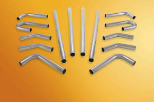 Auto Exhaust Kit includes stainless steel tubing.