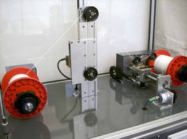 Sensor-Controlled Winding System has internal compensation.