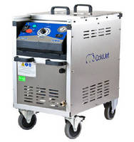 Dry Ice Blast Cleaning System delivers pressure of 20-140 psi.