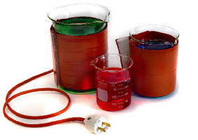 Beaker Heaters are resistant to moisture and chemicals.