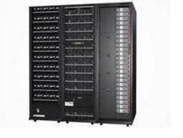 Uninterruptible Power Supply offers 3-phase power protection.
