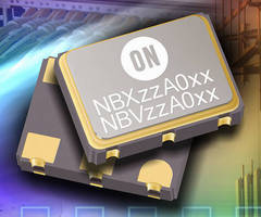 Low-Noise Silicon-Based VCXOs provide low-jitter clock.