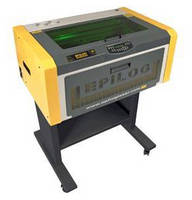 Laser Marking System accommodates metal, plastic parts.