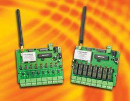 RF Board enables remote control applications.