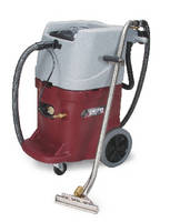 Carpet Extractors offer continuous flow recycling.