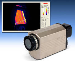Thermal Imaging Camera provides continuous process monitoring.