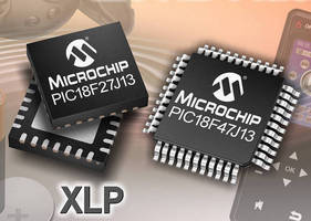 8-Bit Microcontroller provides 128 KB Flash memory. .