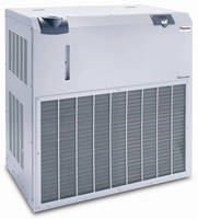 Recirculating Chiller features 24,000 W cooling capacity.