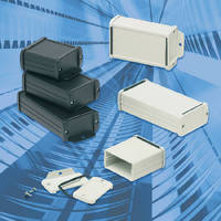 Aluminum PCB Enclosures  provide RFI/EMI protection. .