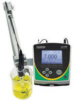 Benchtop Meters suit research applications.
