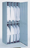 Antimicrobial ExchangeMaster Lockers offer extra line of defense.