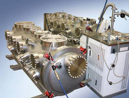 Large Vacuum Chambers are offered in various materials.