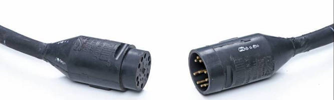Waterproof Connectors  suit quick disconnect applications.