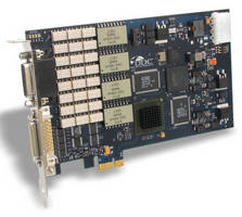 Native PCIe Card offers multi-function capabilities.