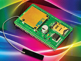 GSM/GPRS Platform integrates into variety of systems designs.