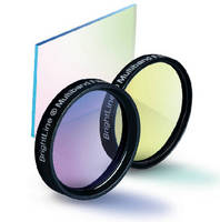 Fluorescence Filter Sets offer optimized dichroic beamsplitters.