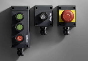 Command and Indicator Switches  meet ATEX directive.