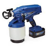 Handheld Paint Sprayers meet needs of DIYers and professionals.